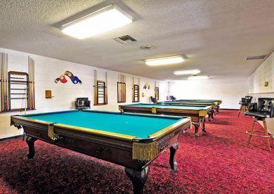 Casa Del Sol Pool Tables