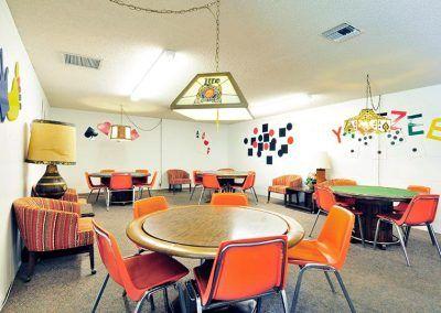 Casa Del Sol Games Room