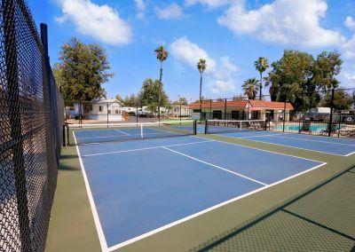 Casa Del Sol Tennis Courts